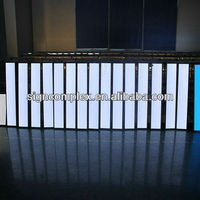 IES File Top Selling 300*1200 60W Square Flat Led Panel Ceiling Lighting