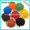 2015 HOT Chemical Products! Iron Oxide Pigment yellow, green, brown, black