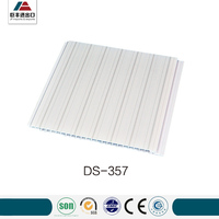 Ceiling material CE factory PVC outdoor ceiling tiles