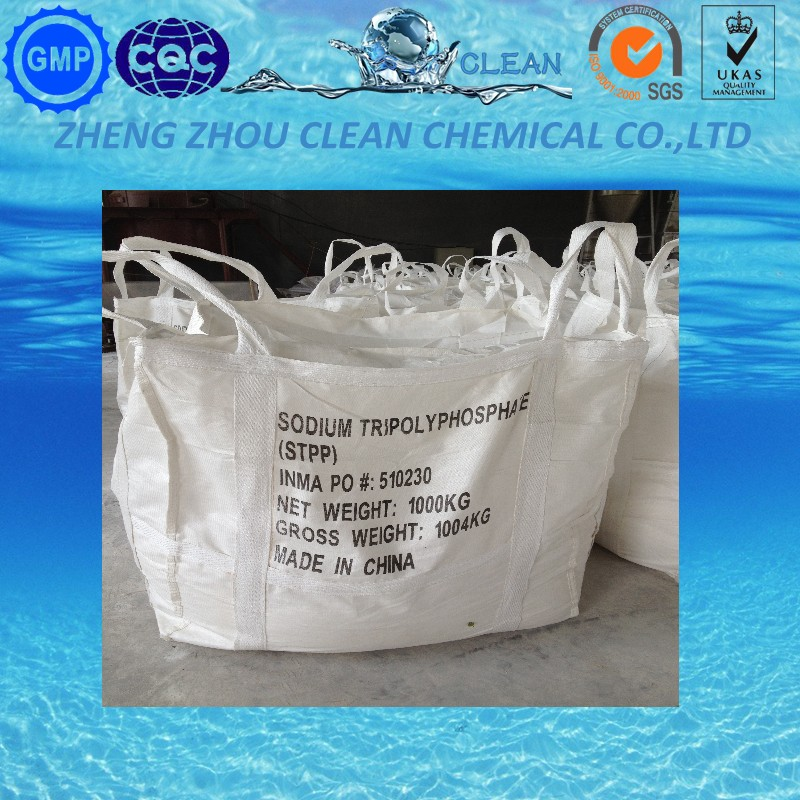 China Manufacturer STPP Sodium Try Poly Phosphate 94%