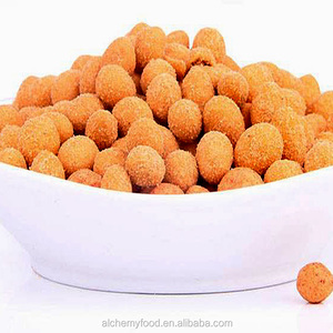 cheese coated peanut