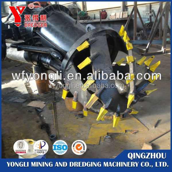 Cutter suction dredger 6-24inch