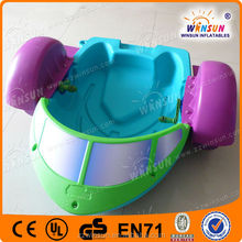 summer hot water games pedal boats for sale