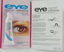 Black Waterproof False Eyelash Adhesive Eye Lash Glue
