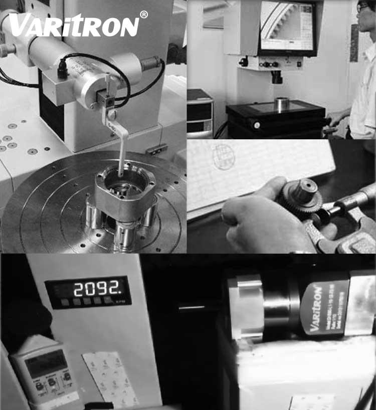 Varitron V11 Planetary Drive Box
