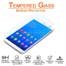 Factory supply 0.33mm 2.5D Rounded Edges Tempered glass screen protector for Huawei HONOR X1