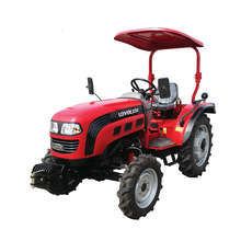 Foton 4WD tractor 60 hp for agricultural equipment