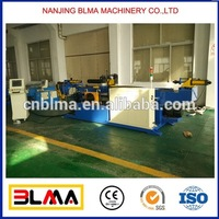 Special new products pipe push cnc rolling exhaust pipe bender hydraulic for sale