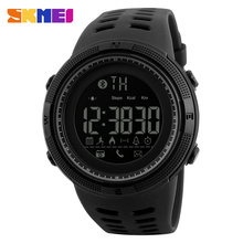Skmei chrono calories Pedometer Multi-Functions <strong>smart</strong> Sports <strong>Watches</strong> Digital men bluetooth Wristwatches