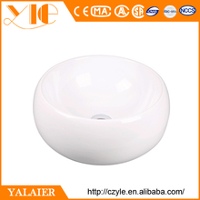 Chaozhou Factory directly popular ceramic hair salon wash sink