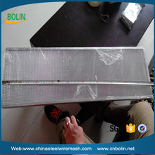 heavy duty aluminum expanded mesh screen Seamless Rim Pizza Screen