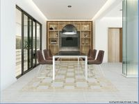 low price OEM cement floor tile designs made in China home improvement