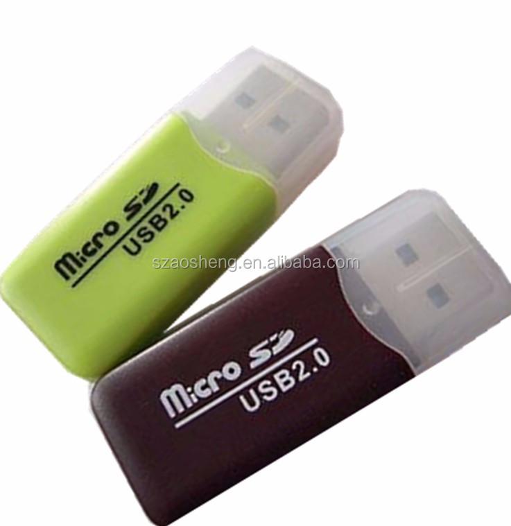 Usb Adapter Microsd Card Class Speed Ribbon Adapter