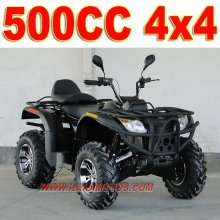 EEC 500cc 4x4 Road Legal Quad