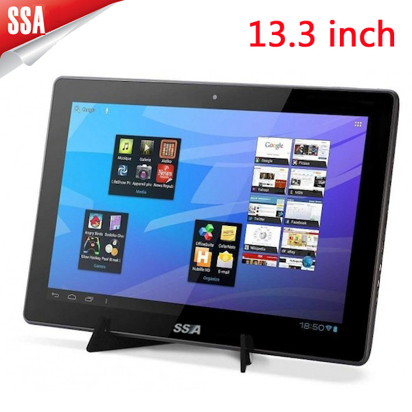 Strong functional 13.3 inch A31s quad core chinese oem tablet pc