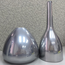 Silver Chrome mirror effect Powder Coating for Painting