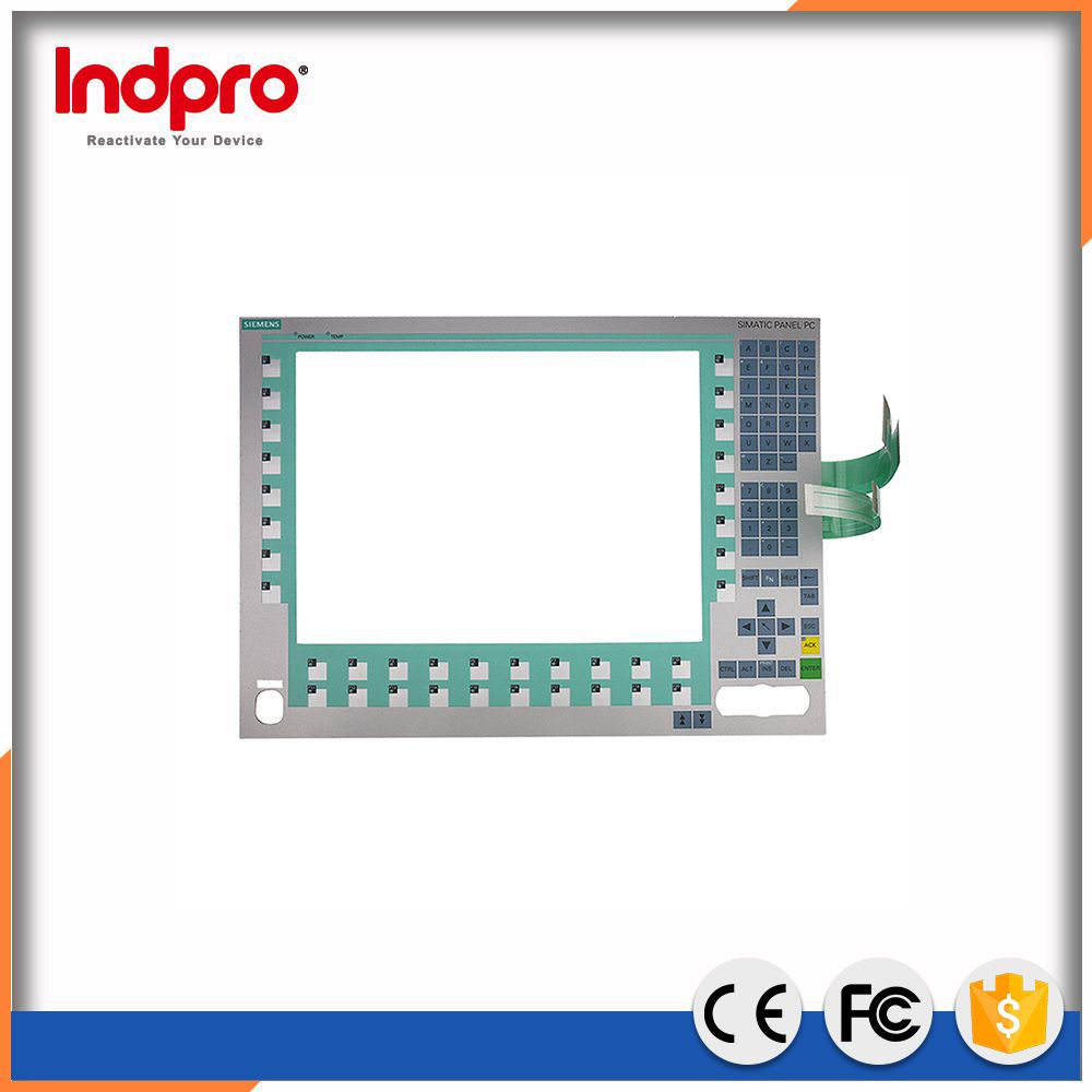 China supplier Dust-proof membrane touch screen switch board