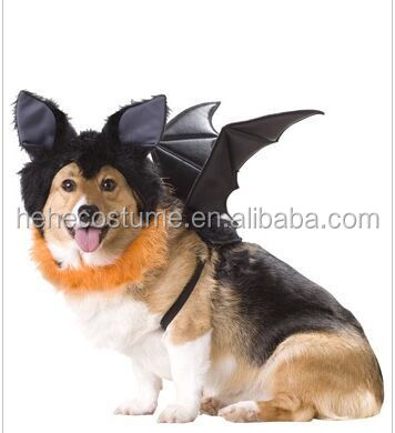 Vampire Bat Pet Costume,vampire bat dog wing , vampire bat wing for dog