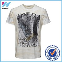 Dongguan Yihao Wholesale gym shark mens tank top short sleeve o neck sportswear t shirt