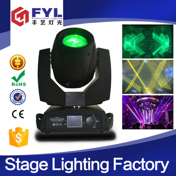 Fast-Speed big dipper sharpy 230w beam moving head light for sale