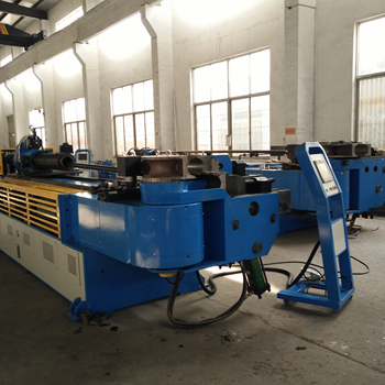 2 AXIS automatic steel pipe Bending Machine GM-SB-114NCBA