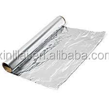 High quality household used aluminium foil shower cap