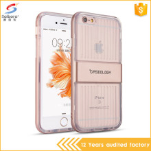 China manufacturer wholesale tpu pc for i phone7 back case cover