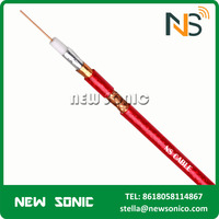 China Factory RG59 Cable Belden RG6 Coaxial Cable Good Quality