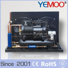 r404a compressor copeland semi hermetic condensing units for cold room fruit storage