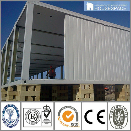Good Insulated Container House for Cold Area, Russia