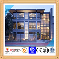 Prefab Modern House for Building Constructions