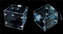 Hot selling Acrylic aquarium fish tank internal breeding box Fry Hatchery breeder
