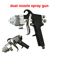 liquid image spray gun with single nozzle NO. PT-19 for chrome painting use
