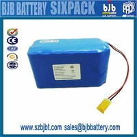 Shenzhen lithium battery rechargeable 24 volt marine battery customized