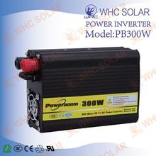 PB 300W DC to AC Intelligent High-Frequency Solar Power Inverter