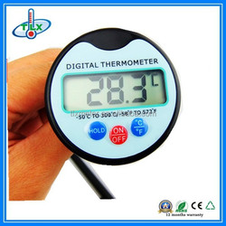Digital Household Dial BBQ Mini Steak/beef Thermometer