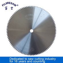 Factory Tungsten Carbide Steel Blade and Ti-coated Finishing Aluminum Cutting Disc