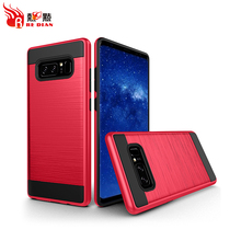 Tpu pc hard sexy mobile phone case cover for samsung galaxy note 8
