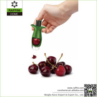 Patented New Design Gadget Plastic Corer Cherry Pitter