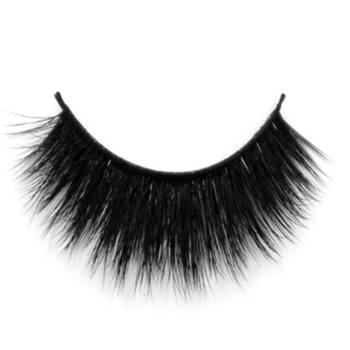 magnetic eyelash box real mink fur 3D mink lashes