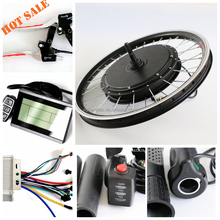Agile High Power 1000w Electric Bicycle Conversion Kit For Any Bike