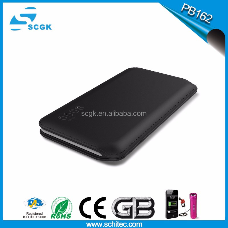 OEM high quality cheap price 4000 mah power bank for Iphone