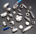 Investment Casting Stainless Steel Valve Hardware Pipe Fittings