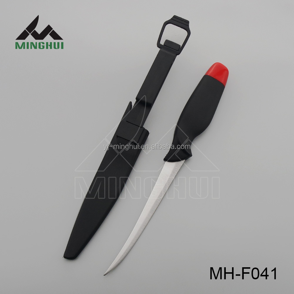 "Hot selling ABS handle 11"" fishing knife"