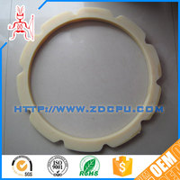 ROHS CNC machining flame retardant properties anti-aging plastic pulley sheaves
