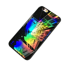 2017 NEW design fashionable and popular city night mobile phone case for iphone 6 7 plus