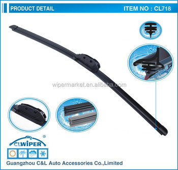 New design multifunctional windshield wiper blades
