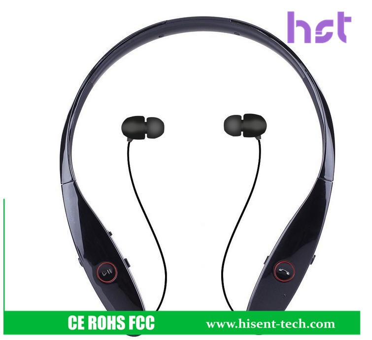 Free samples headphone with microphone couple earphone super mini wireless bluetooth headset