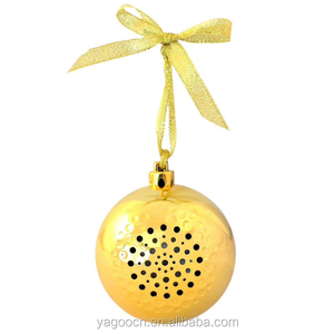 PX3 Christmas tree ball Chinese acoustic speakers ball shape speaker
