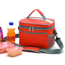 Classic Disposable 600D Folding Insulated Lunch Cooler Bag
